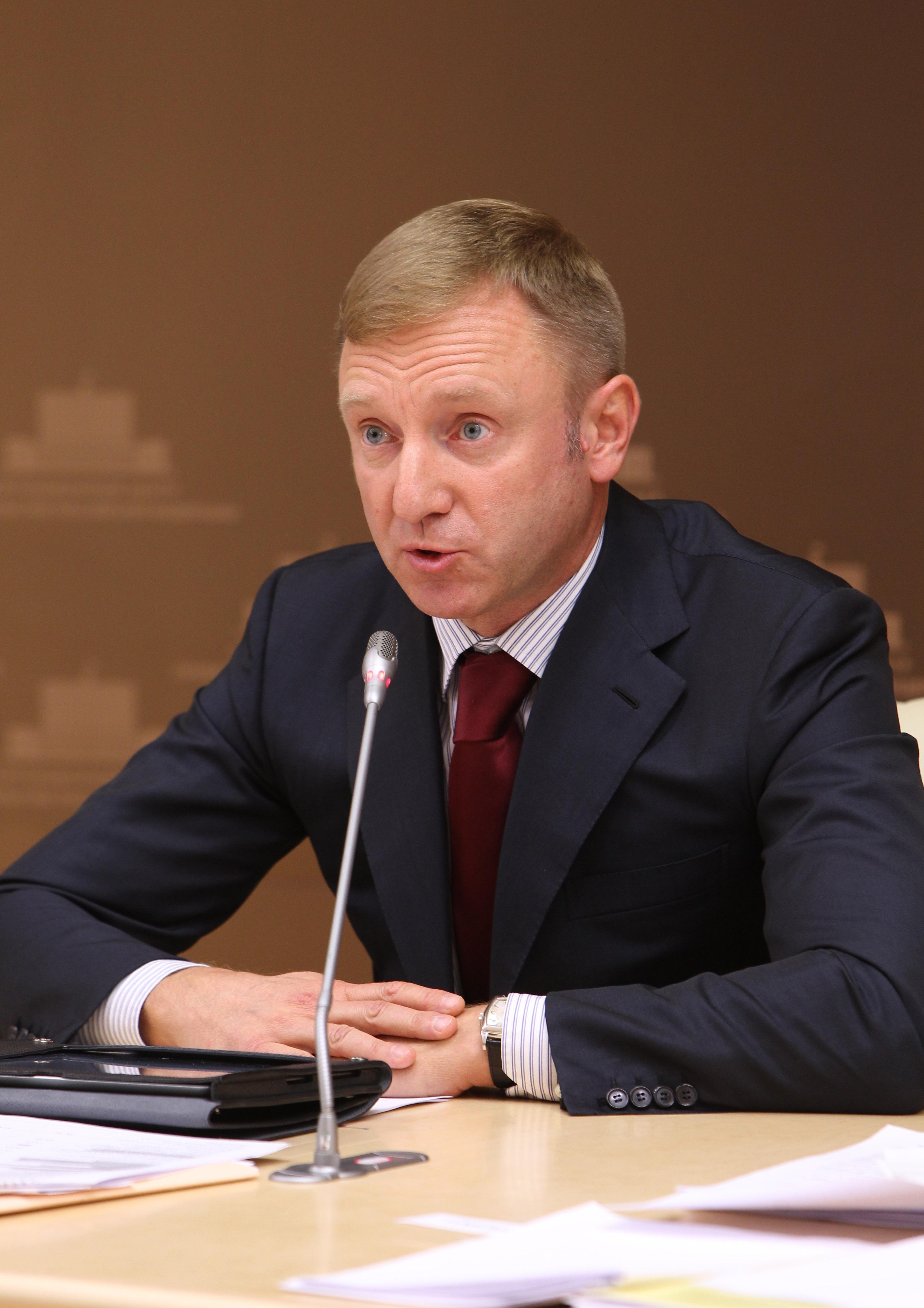 Д.В.Ливанов, министр образования и науки Российской Федерации