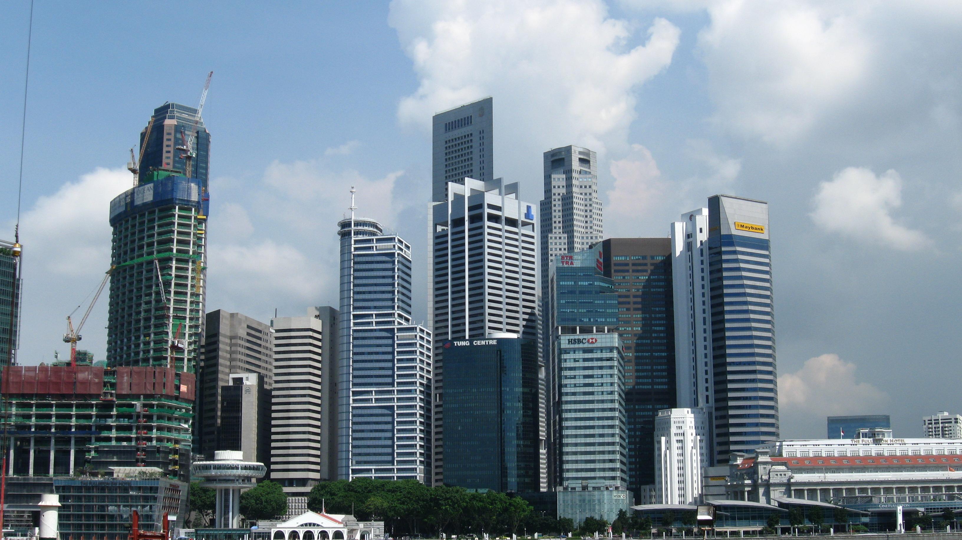 File Downtown Singapore May 2010 Jpg Wikimedia Commons
