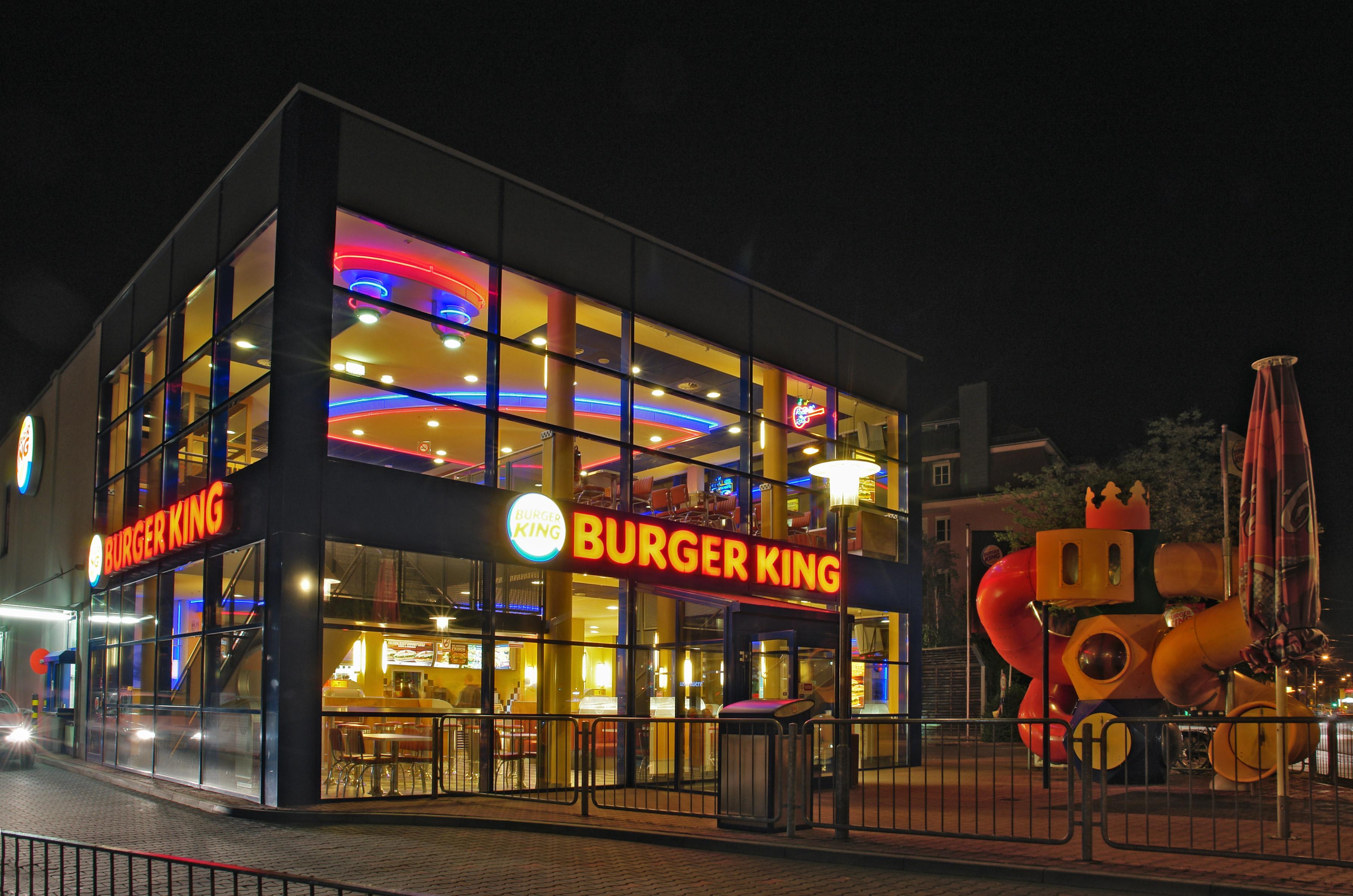 Burger Restaurant St Pancras