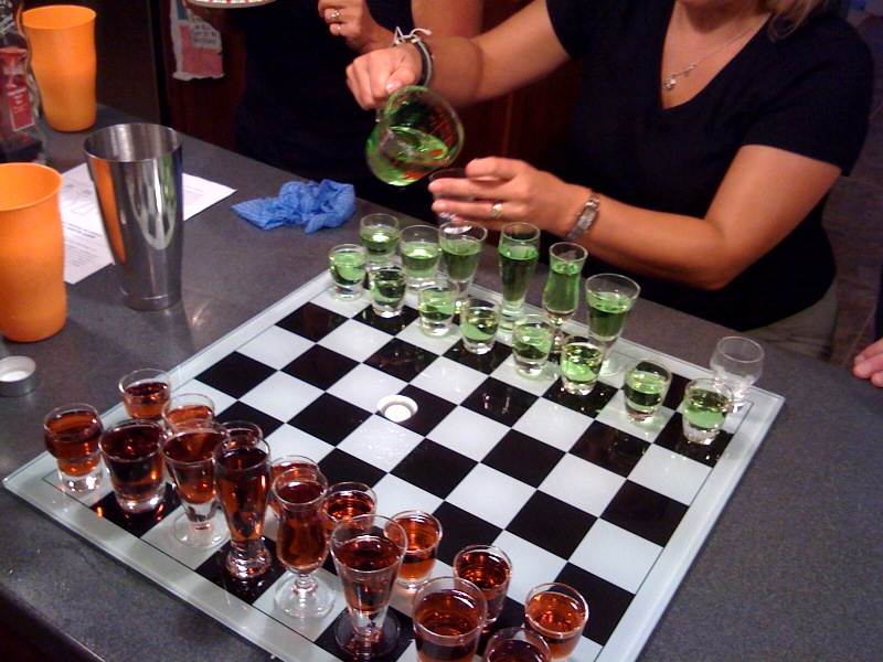 List Of Drinking Games Wikipedia