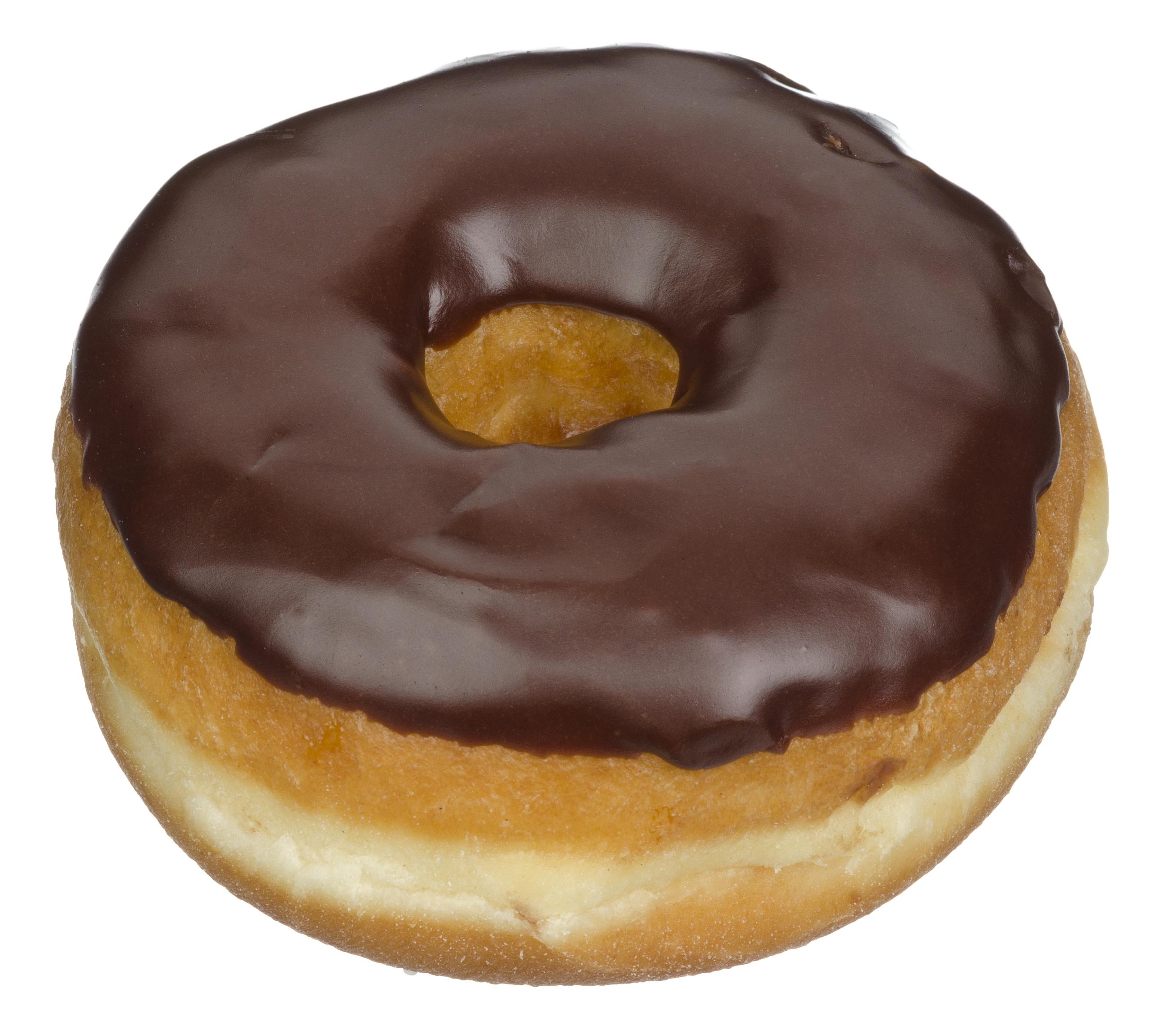 Dunkin Donuts Glazed Chocolate Cake Donut