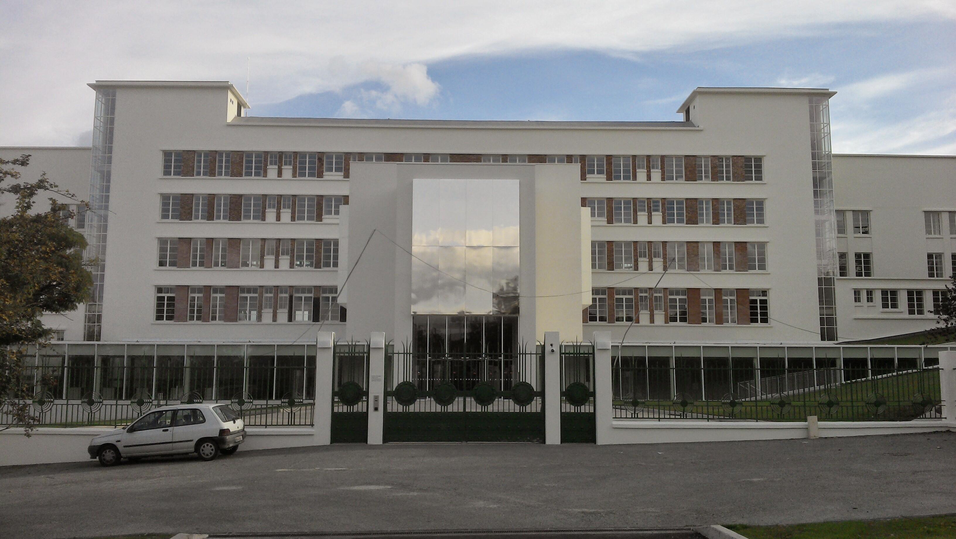 File ensacf ecole architecture clermont Ecole architecture