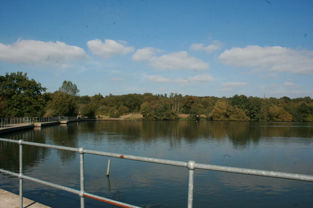 Earlswood Lakes - geograph.org.uk - 1535802