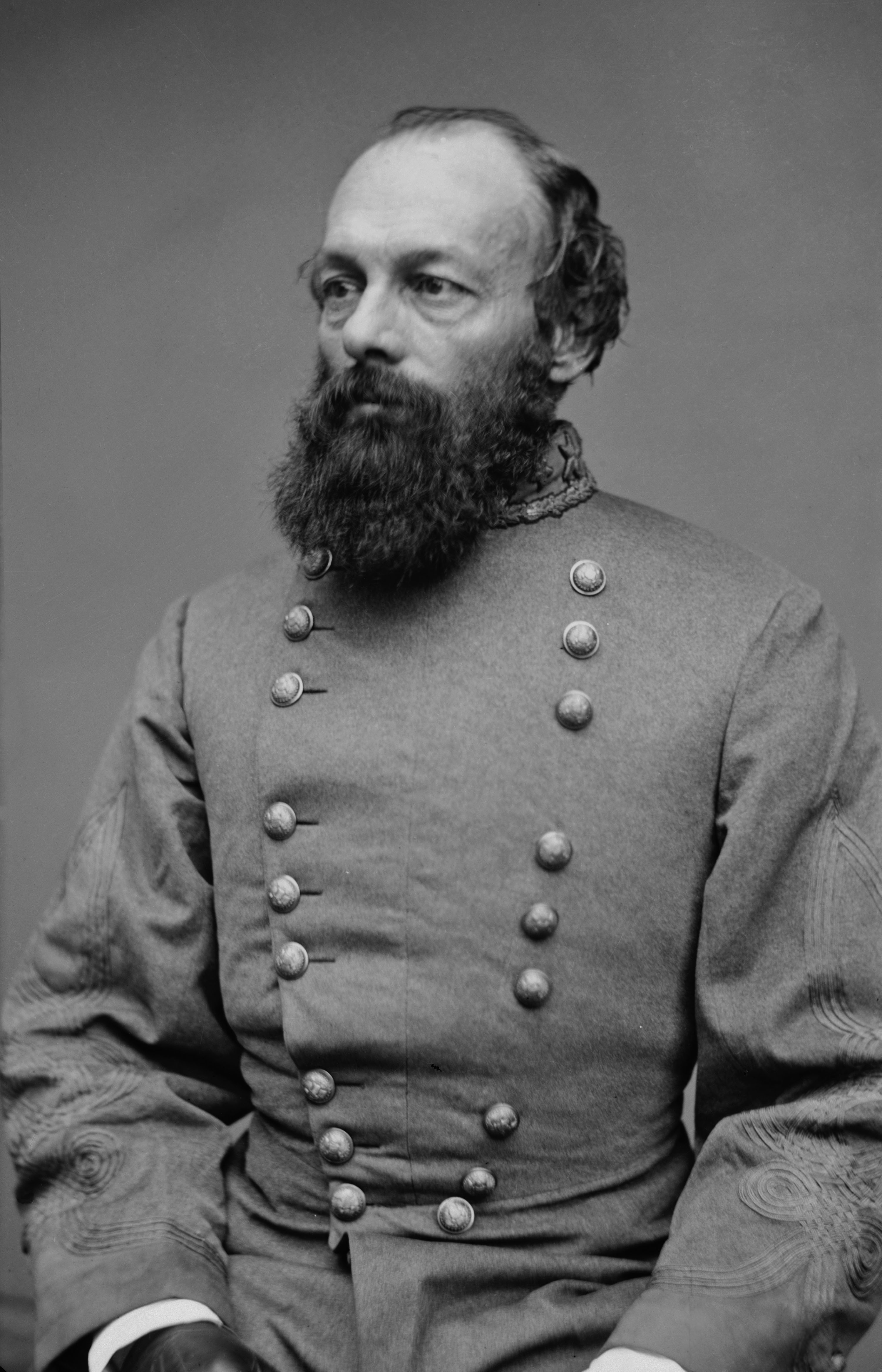 Confederate General Kirby Smith