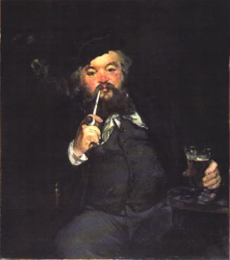 Edouard Manet Le Bon Bock