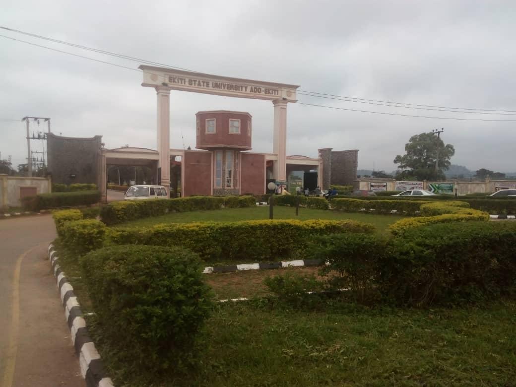 Image result for Ekiti state University, Ado Ekiti