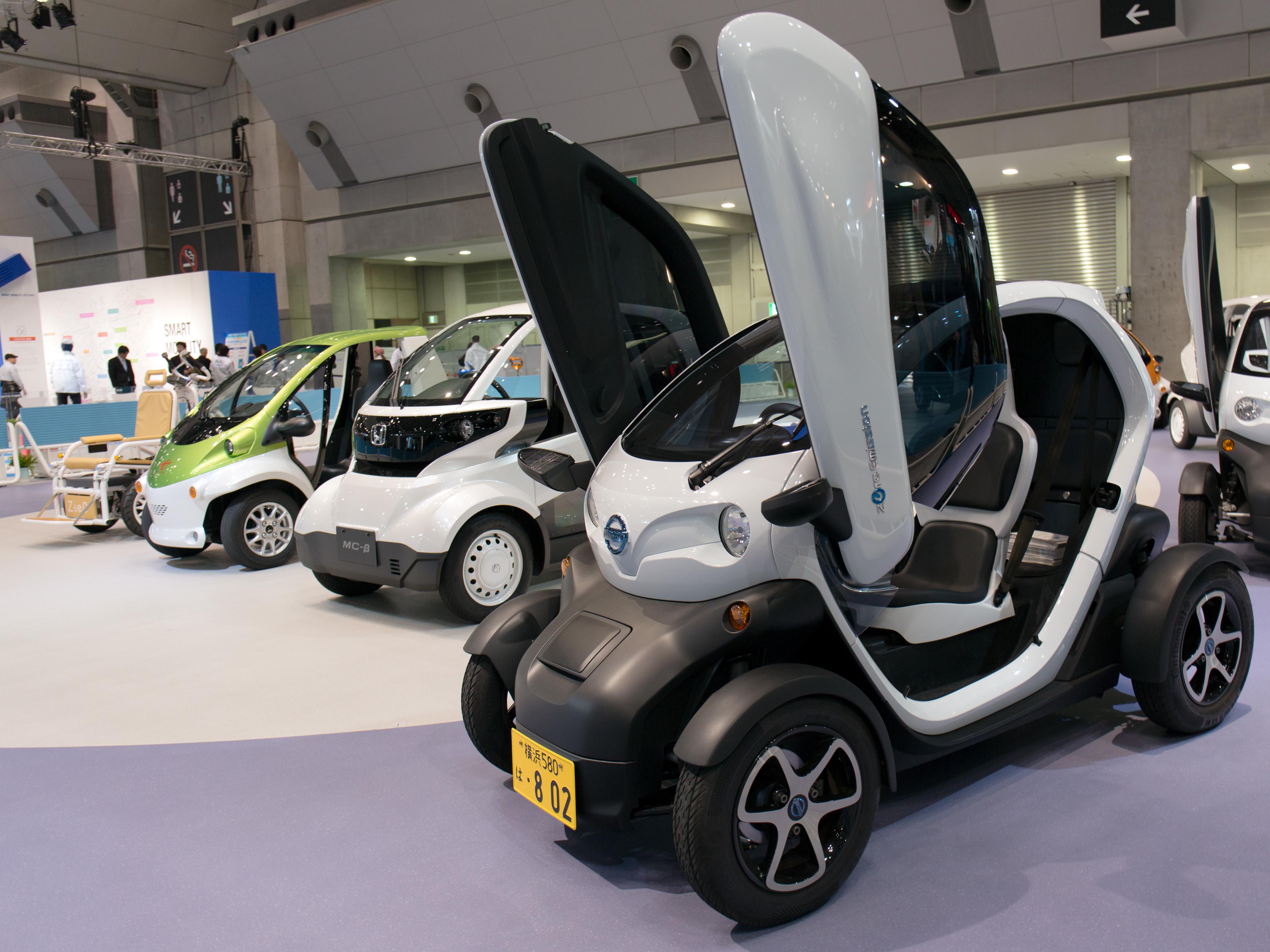 Micro Electric Cars