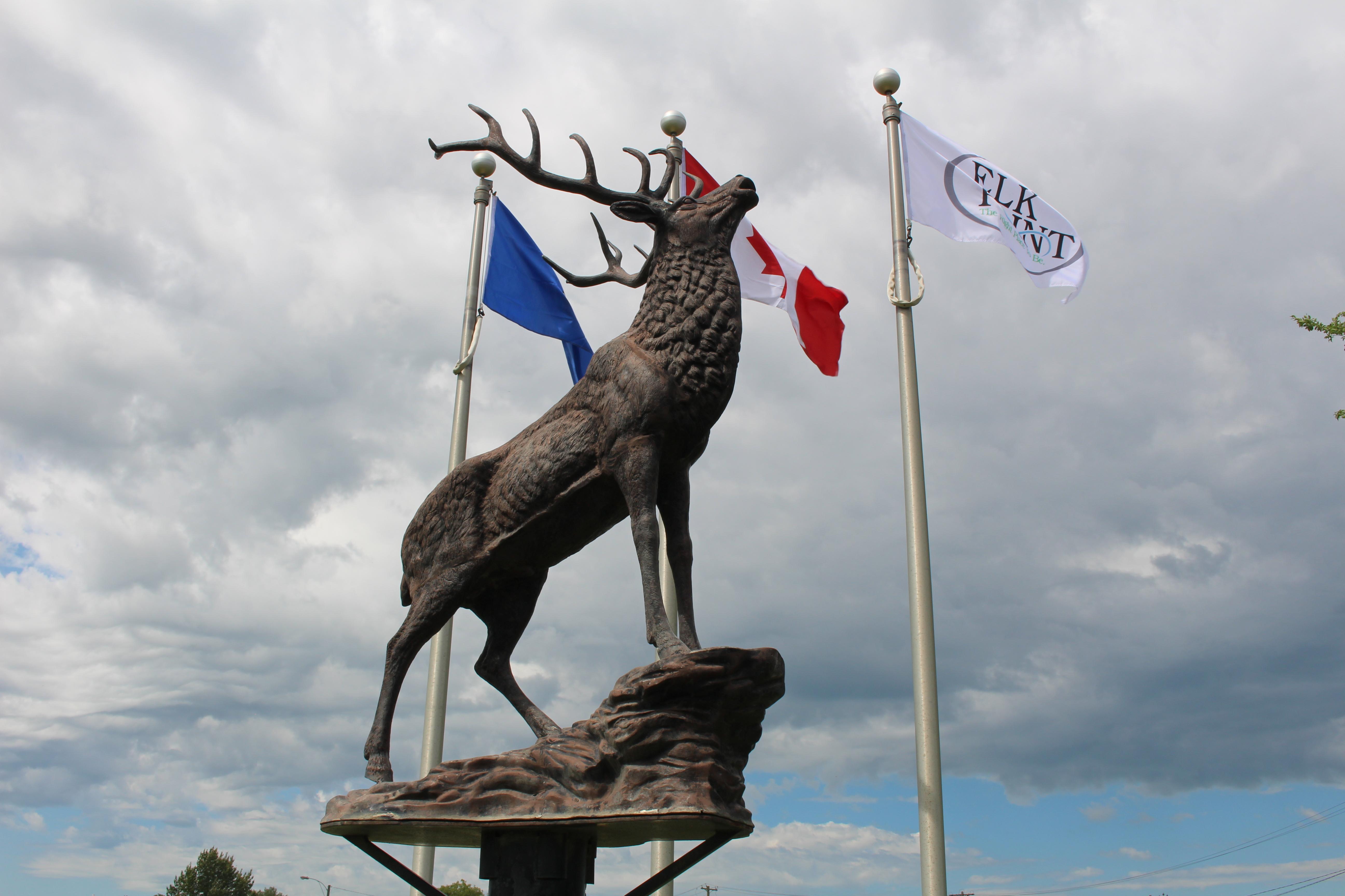 Elk point ab