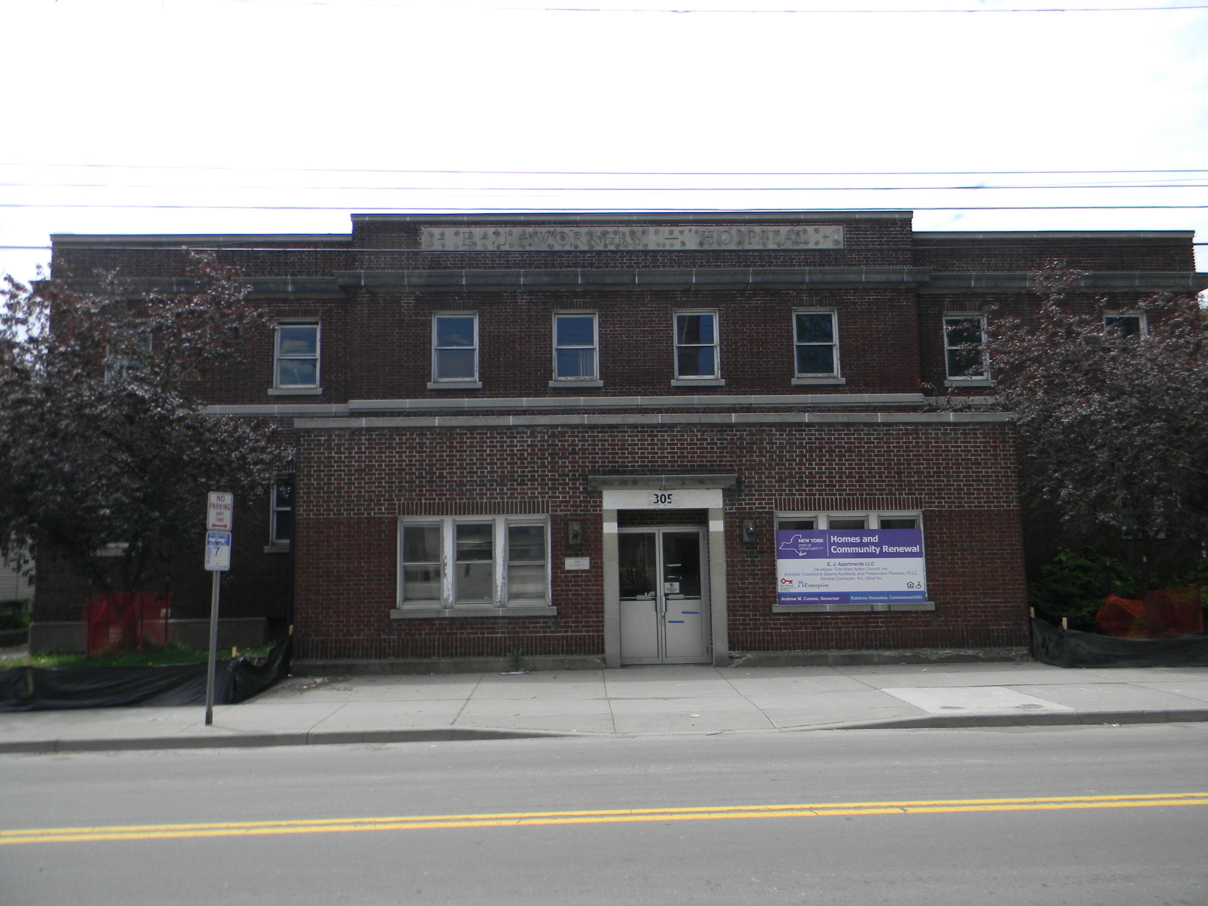 endicott johnson medical clinic wikipedia