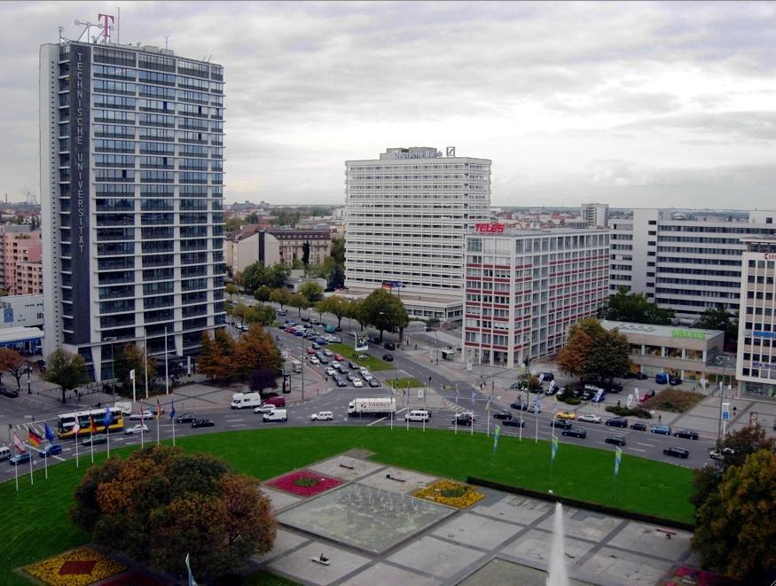 Hotel Ernst Reuter Platz Berlin