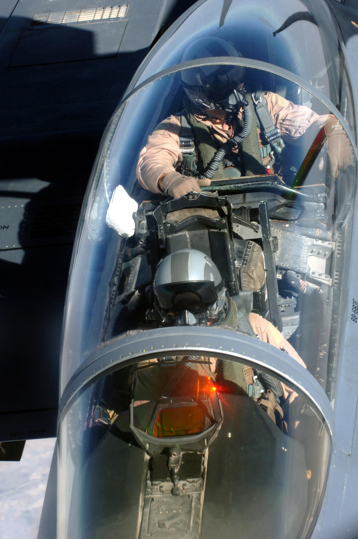 File:F15-cockpi... F 15 Cockpit