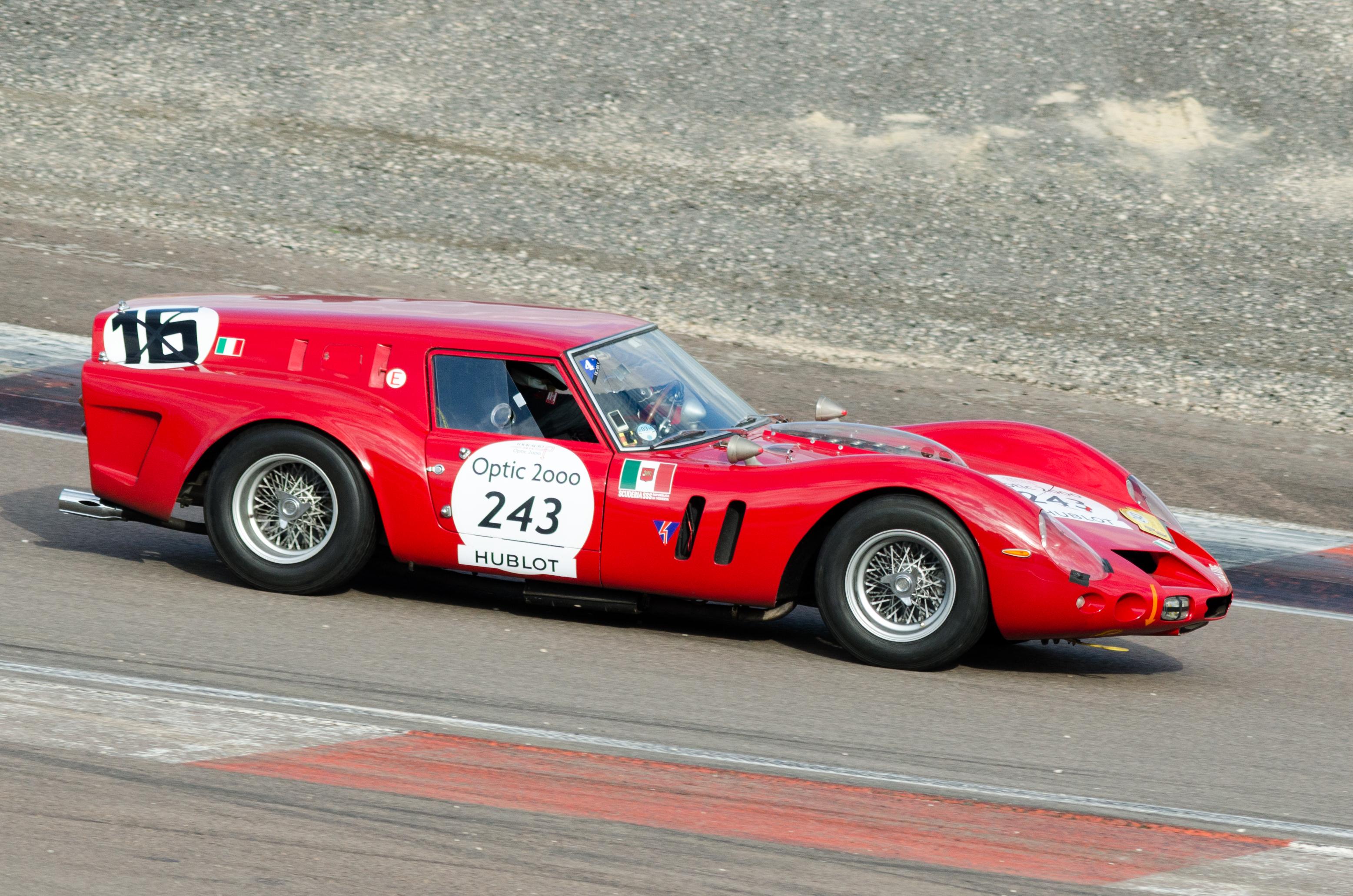 Ferrari 250 Gt Swb Breadvan Wikipedia