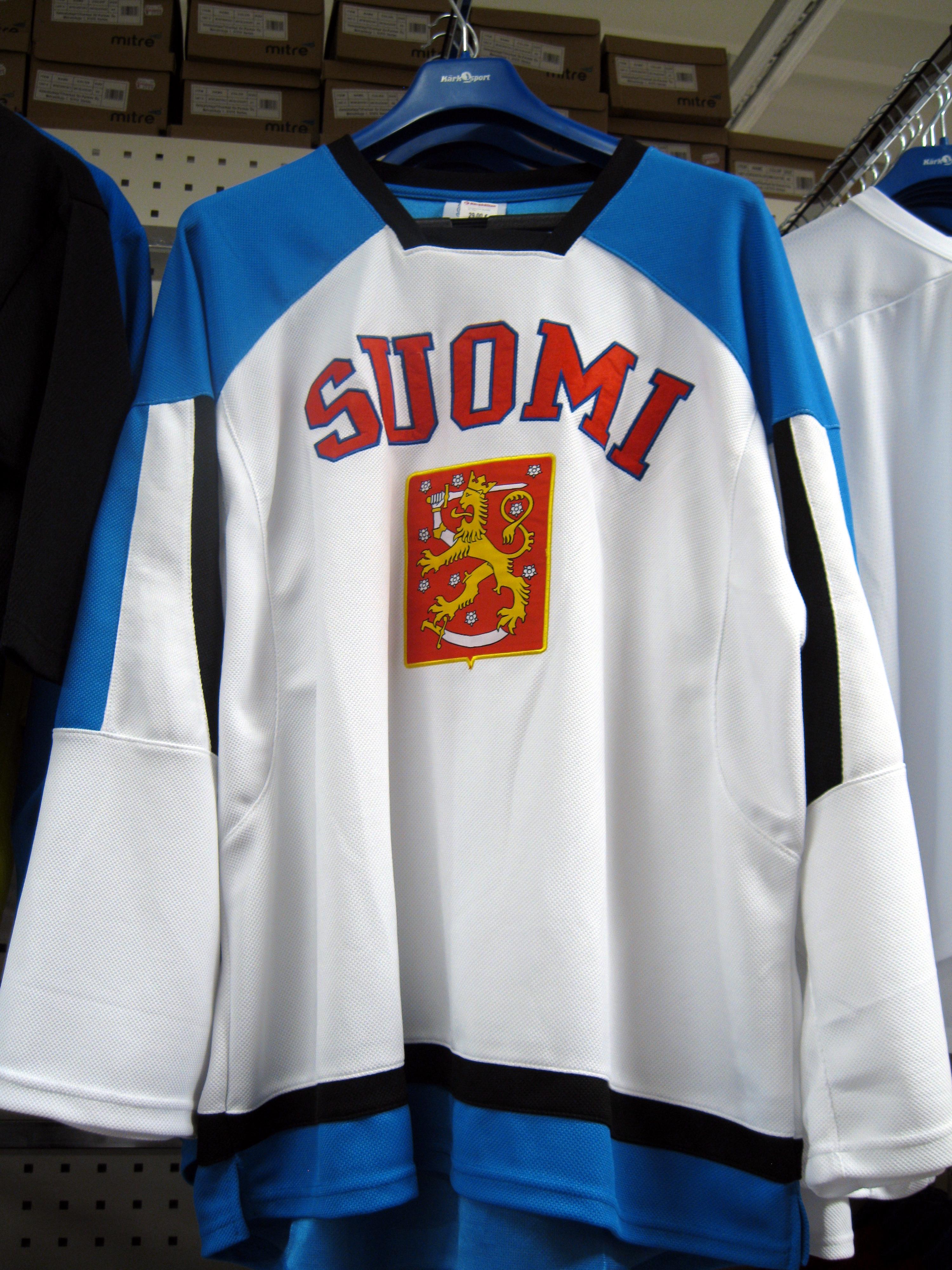 fan ice. file:finland fan ice hockey jersey.jpg