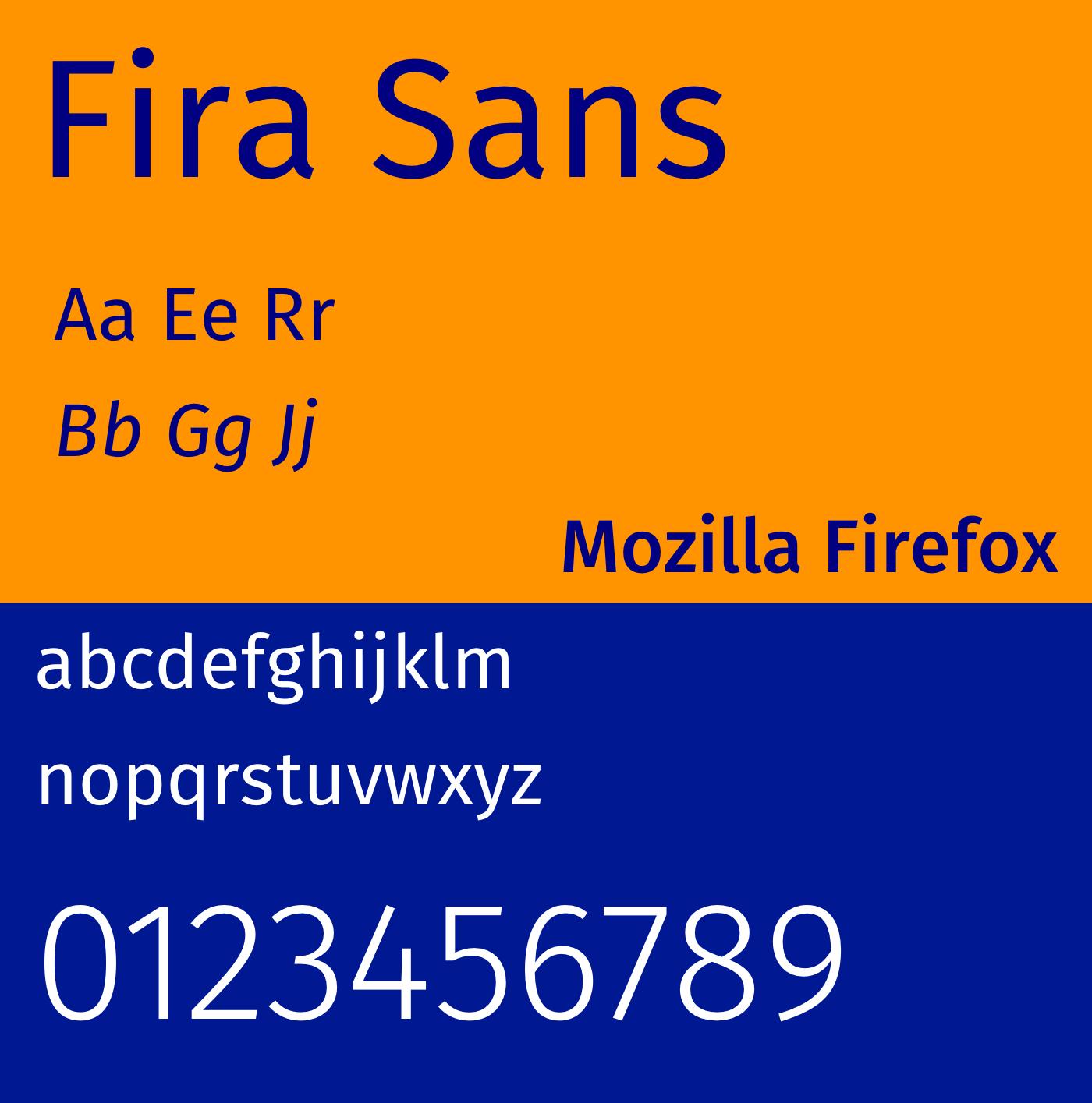 Fira (police d'écriture) — Wikipédia