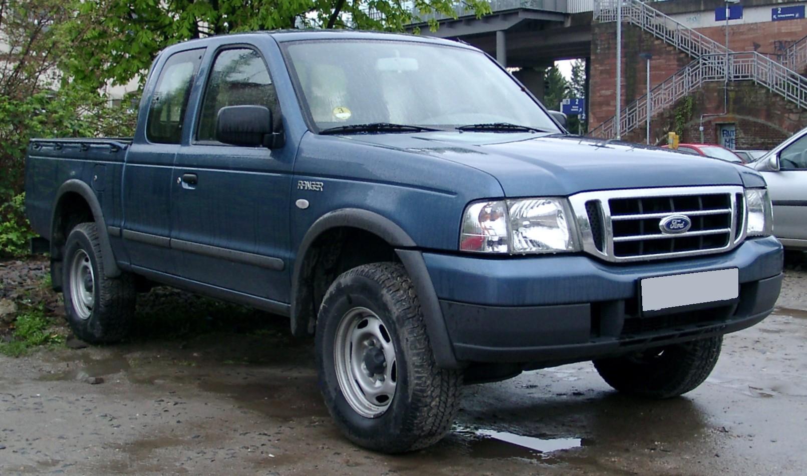 File ford ranger front 20080419 jpg wikimedia commons