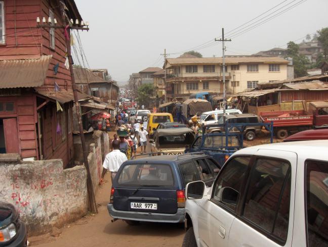 Сьерра-Леоне, Фритаун