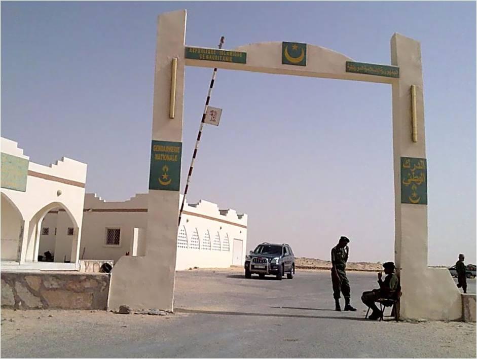 fronti re entre la mauritanie et le sahara occidental wikip dia. Black Bedroom Furniture Sets. Home Design Ideas