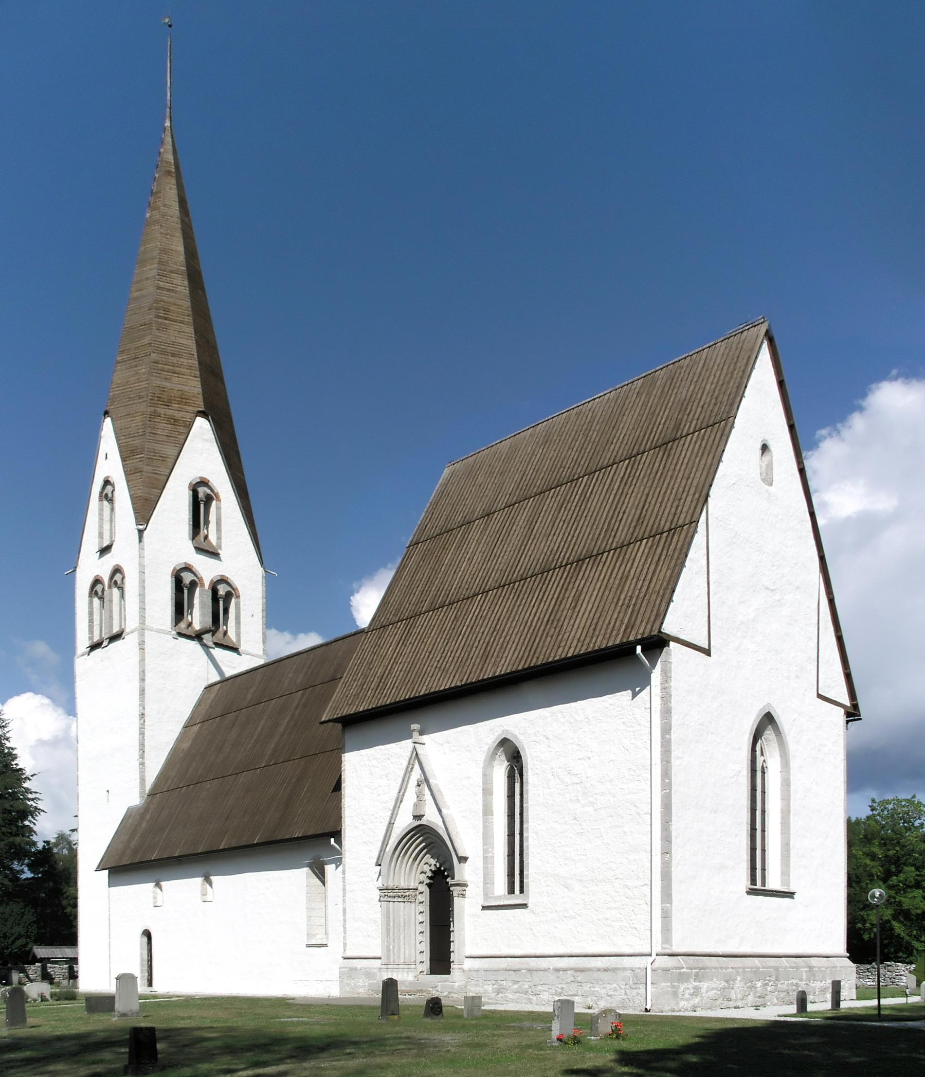 File:Garde kyrka - KMB - unam.net - Wikimedia