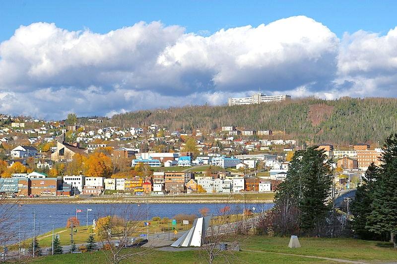 Gaspé Centre-ville Nord