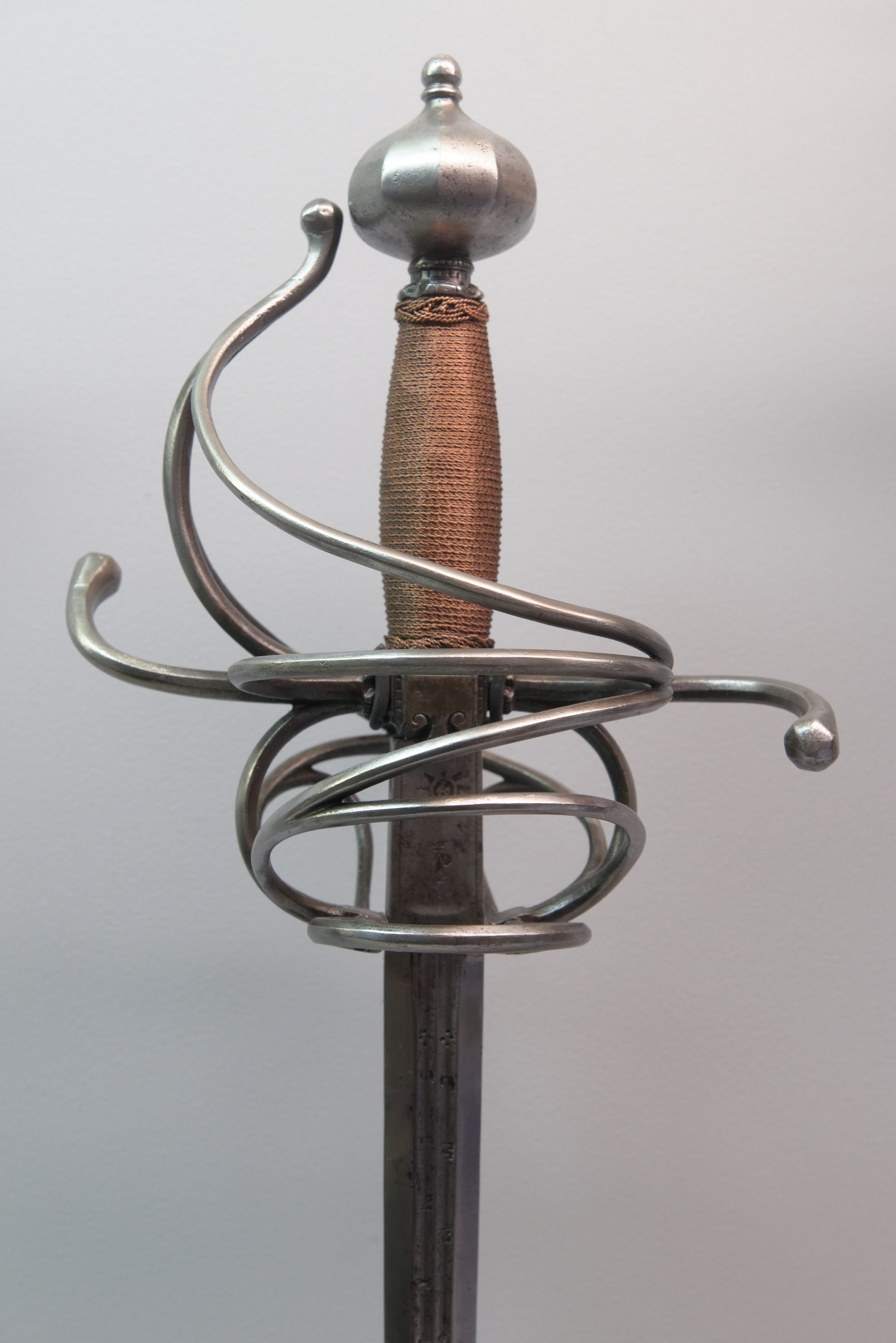 File German Rapier Mnrenaissance E Cl 11823 Jpg