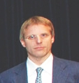 Giulio Tononi at NIH PioneerAwardg 2005.jpg