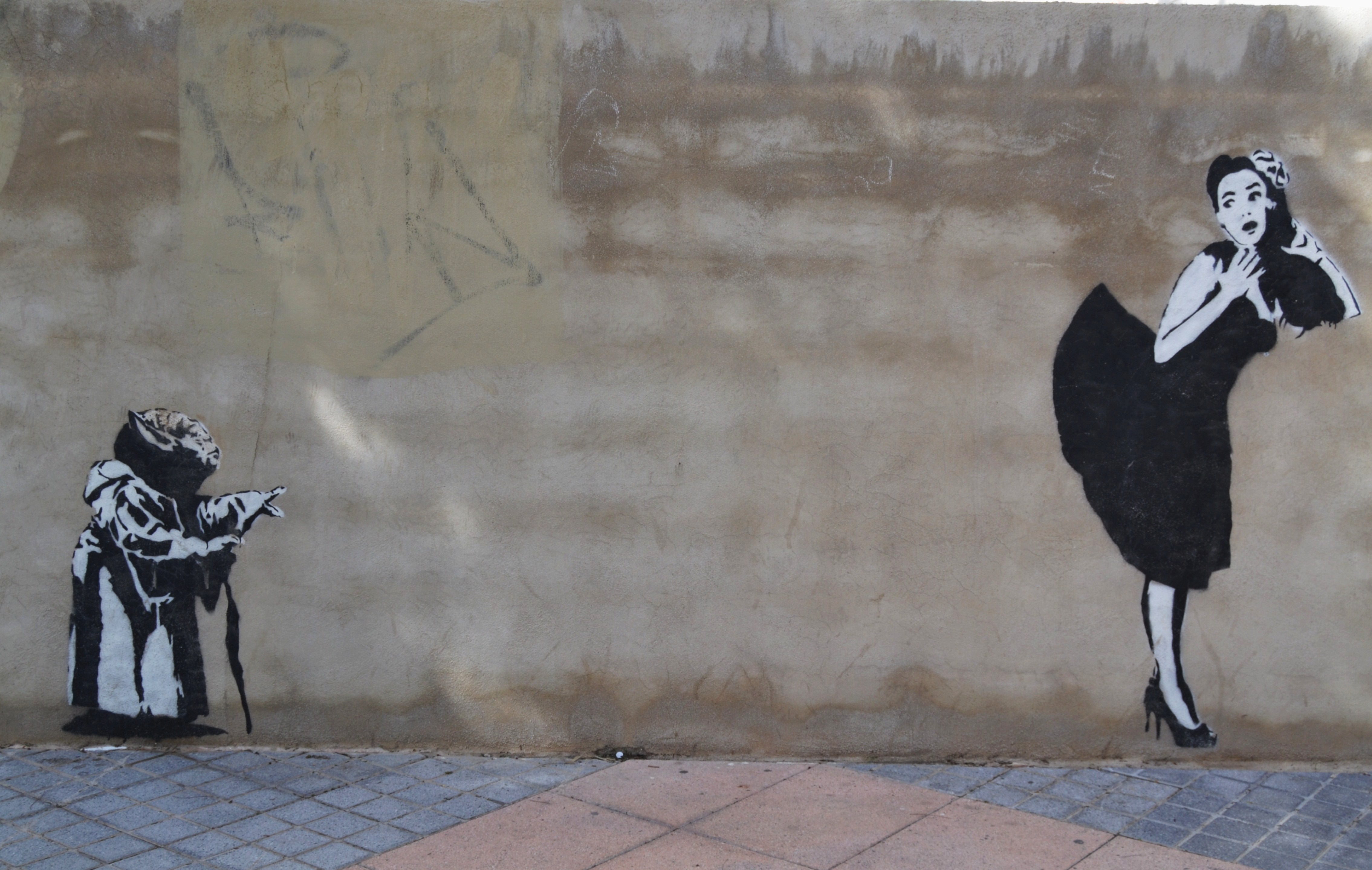Filegraffiti A Altea Marina Baixa