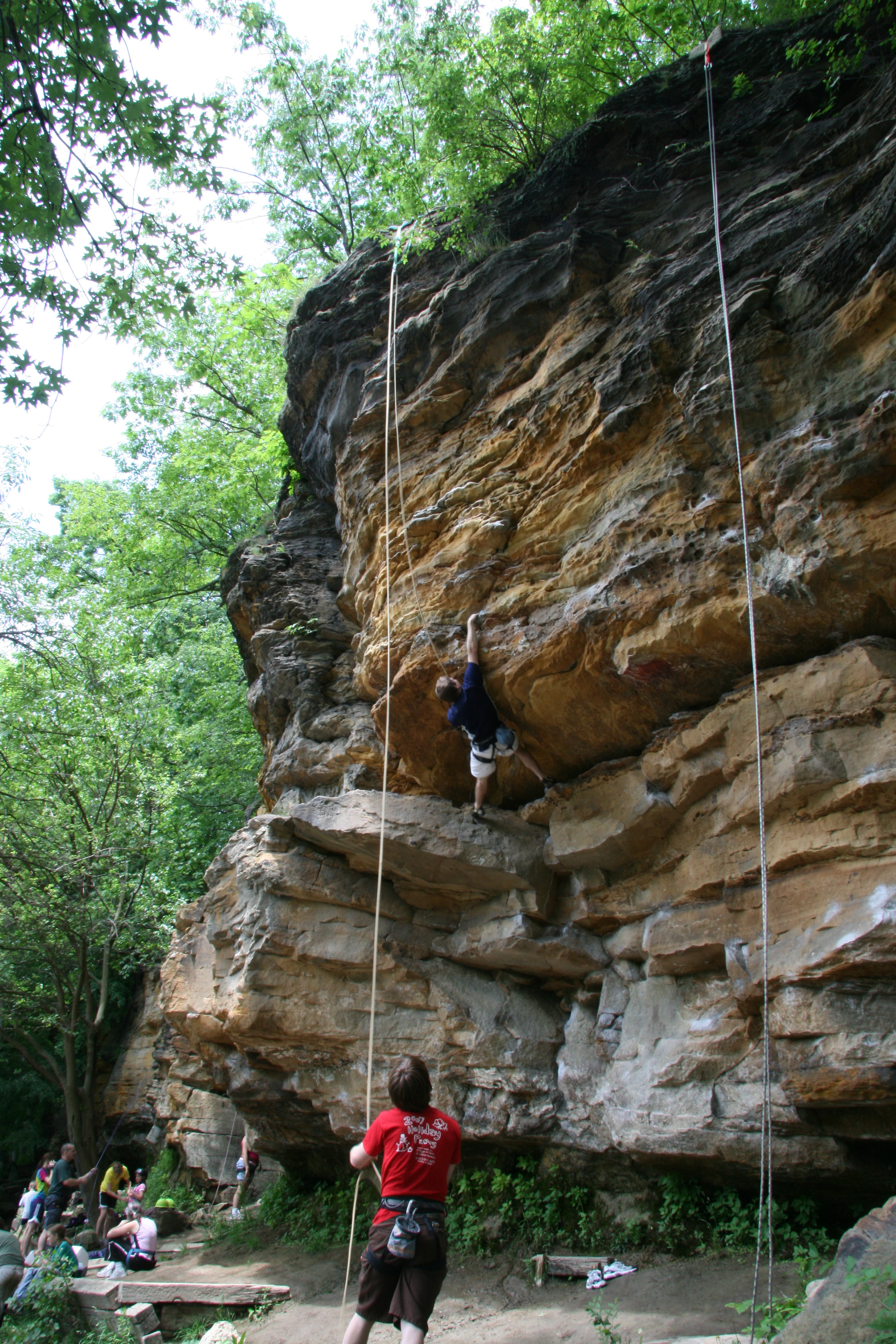 Michigan eaton county potterville - Popular For Rock Climbing