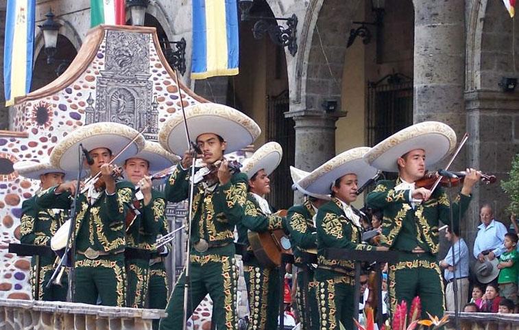 Маријачи Guadalajara_mariachis