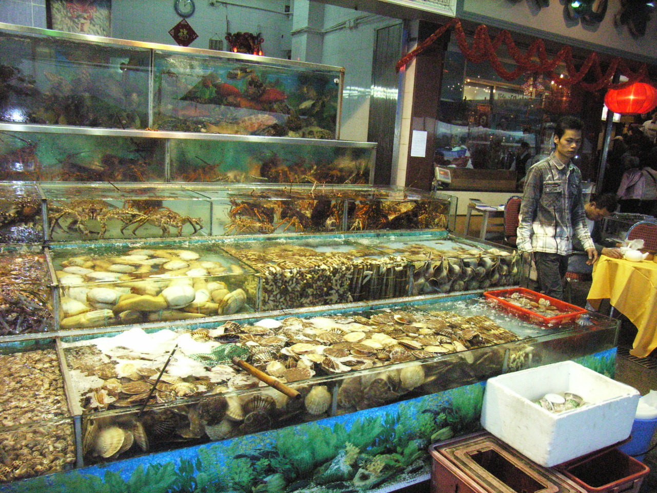 Best Seafood Restaurants In Chennai