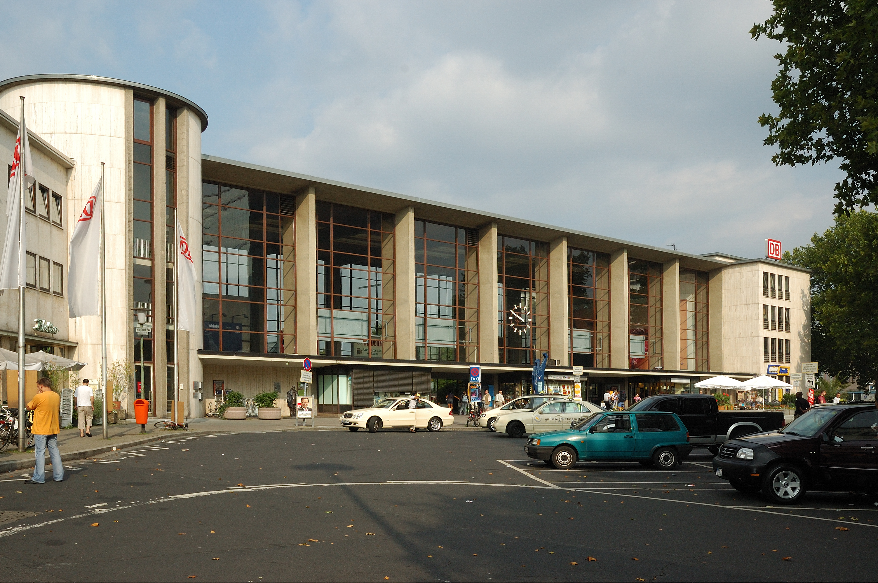 Heidelberg Hauptbahnhof Wikipedia