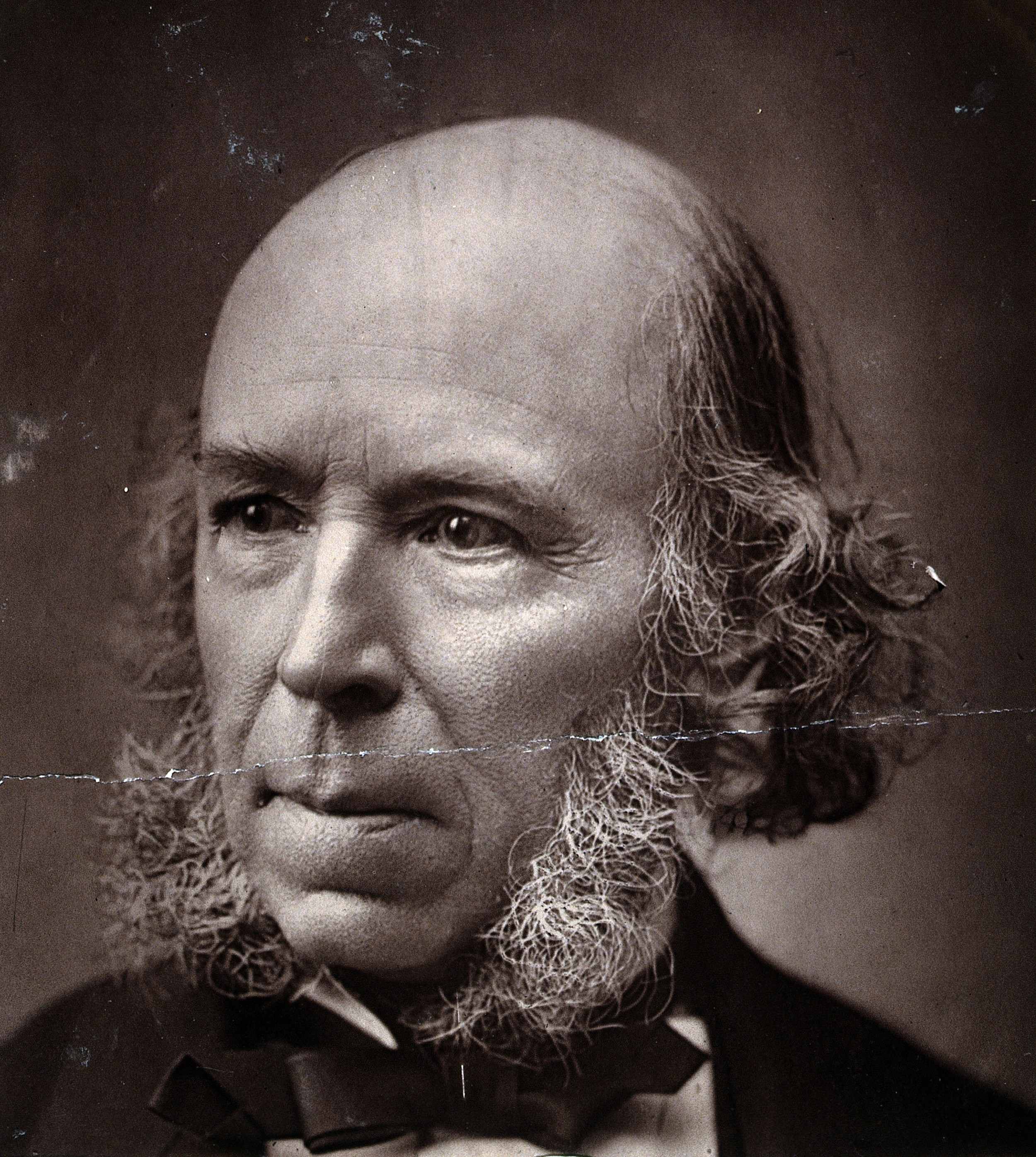 Poet Herbert Spencer