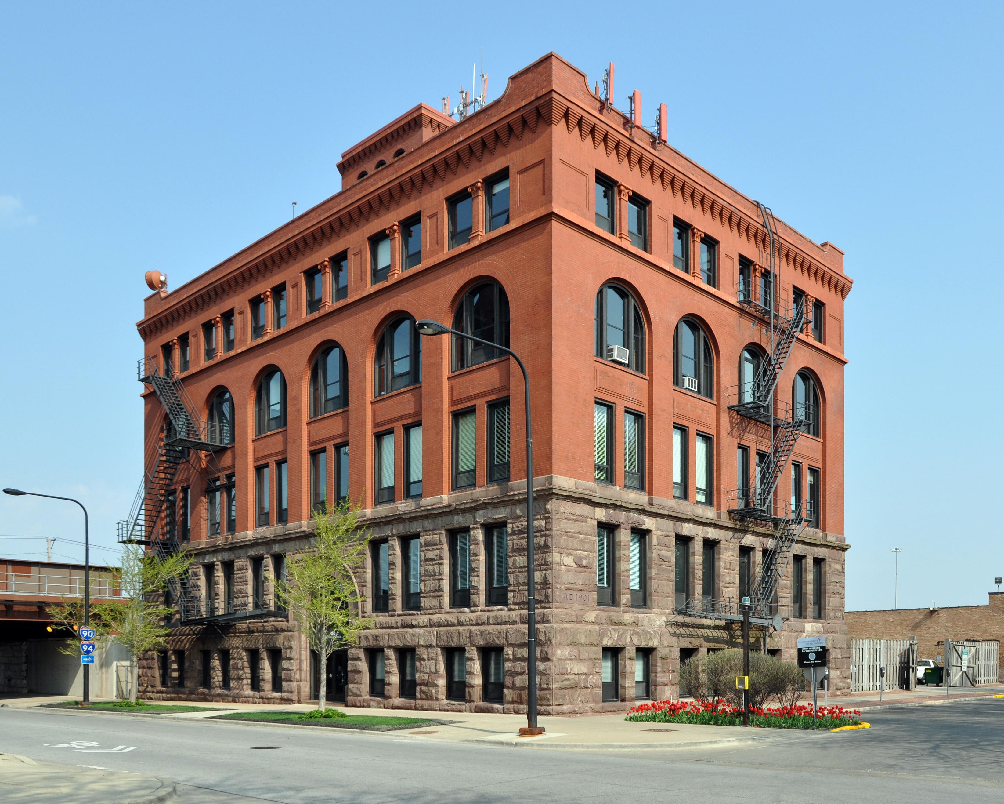 Historic Chicago Architecture illinois institute of technology - wikipedia