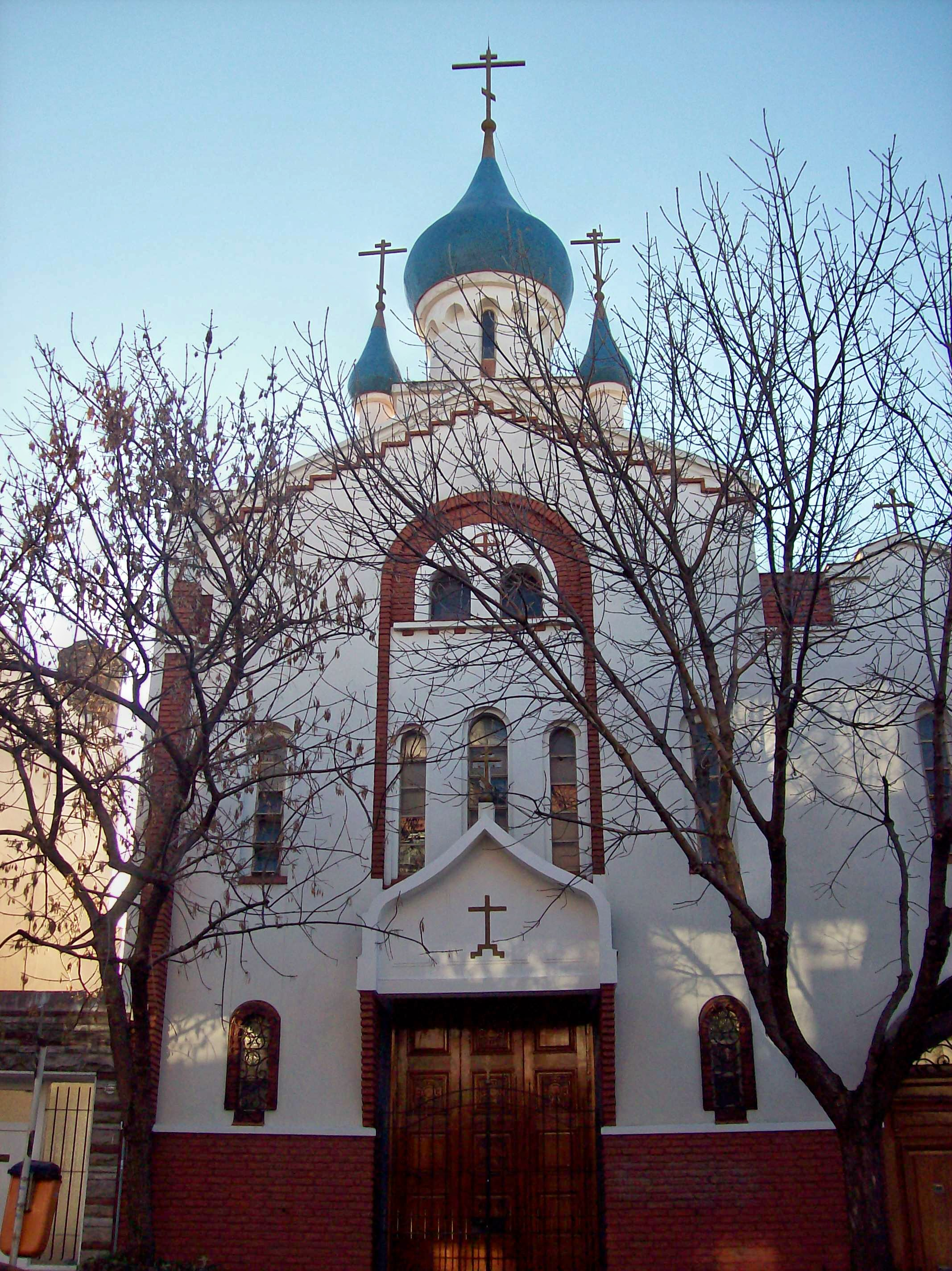 Wiki iglesia ortodoxa rusa