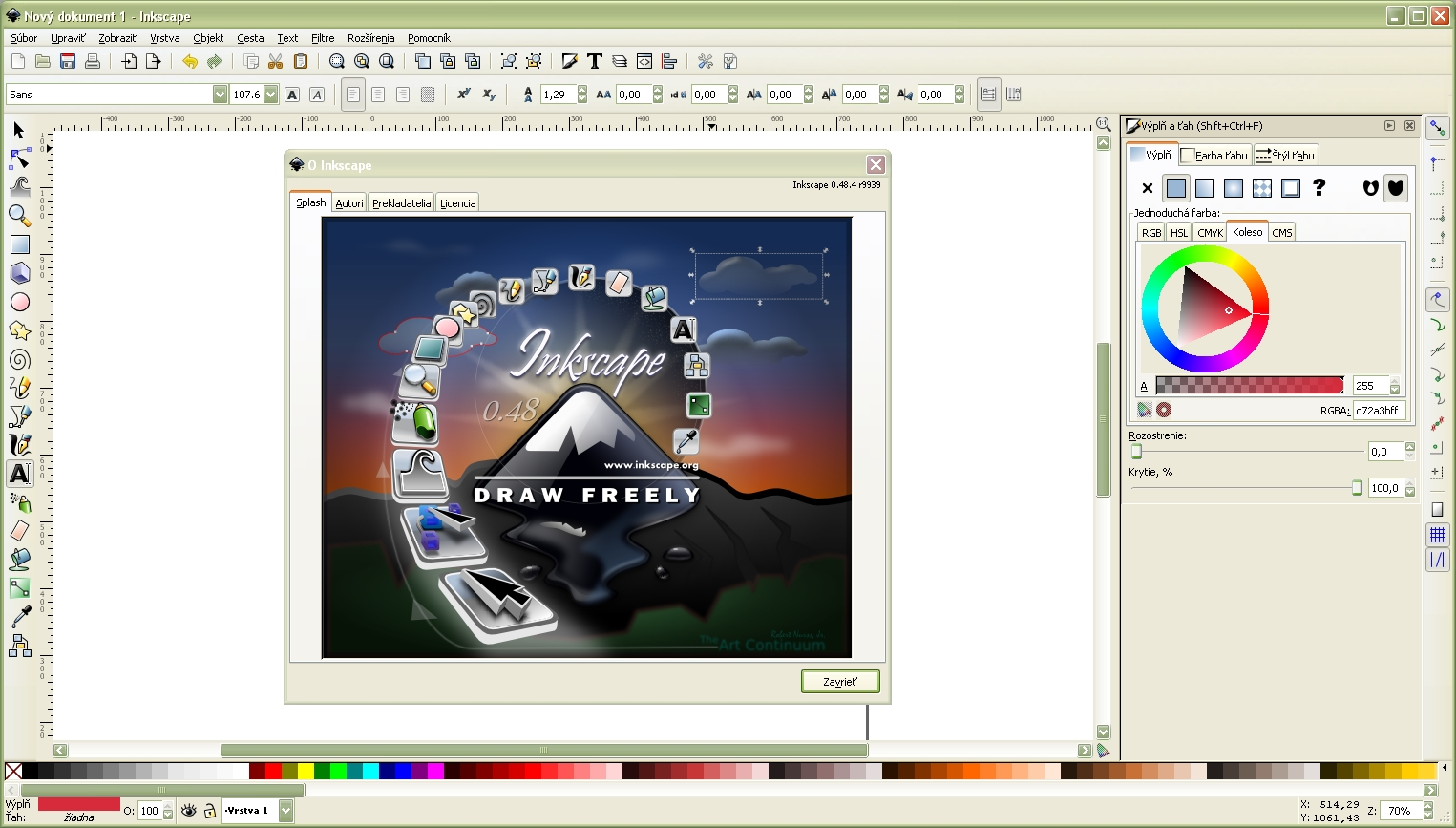 Download inkscape simplyget Inkscape software