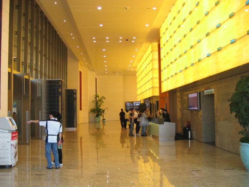Plaza Hotel Bangkok