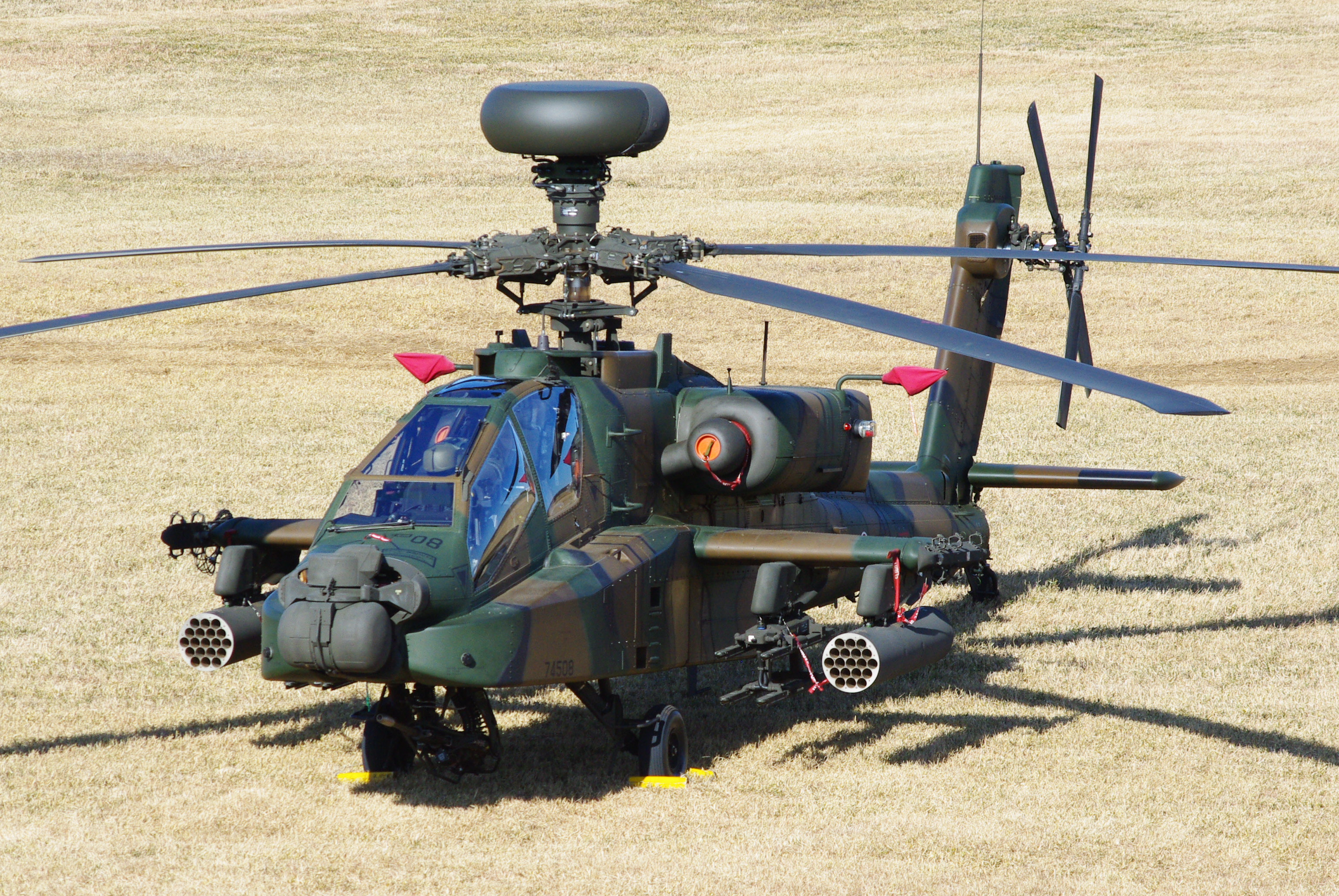 Picture Of The Boeing Ah 64d Apache Longbow Aircraft