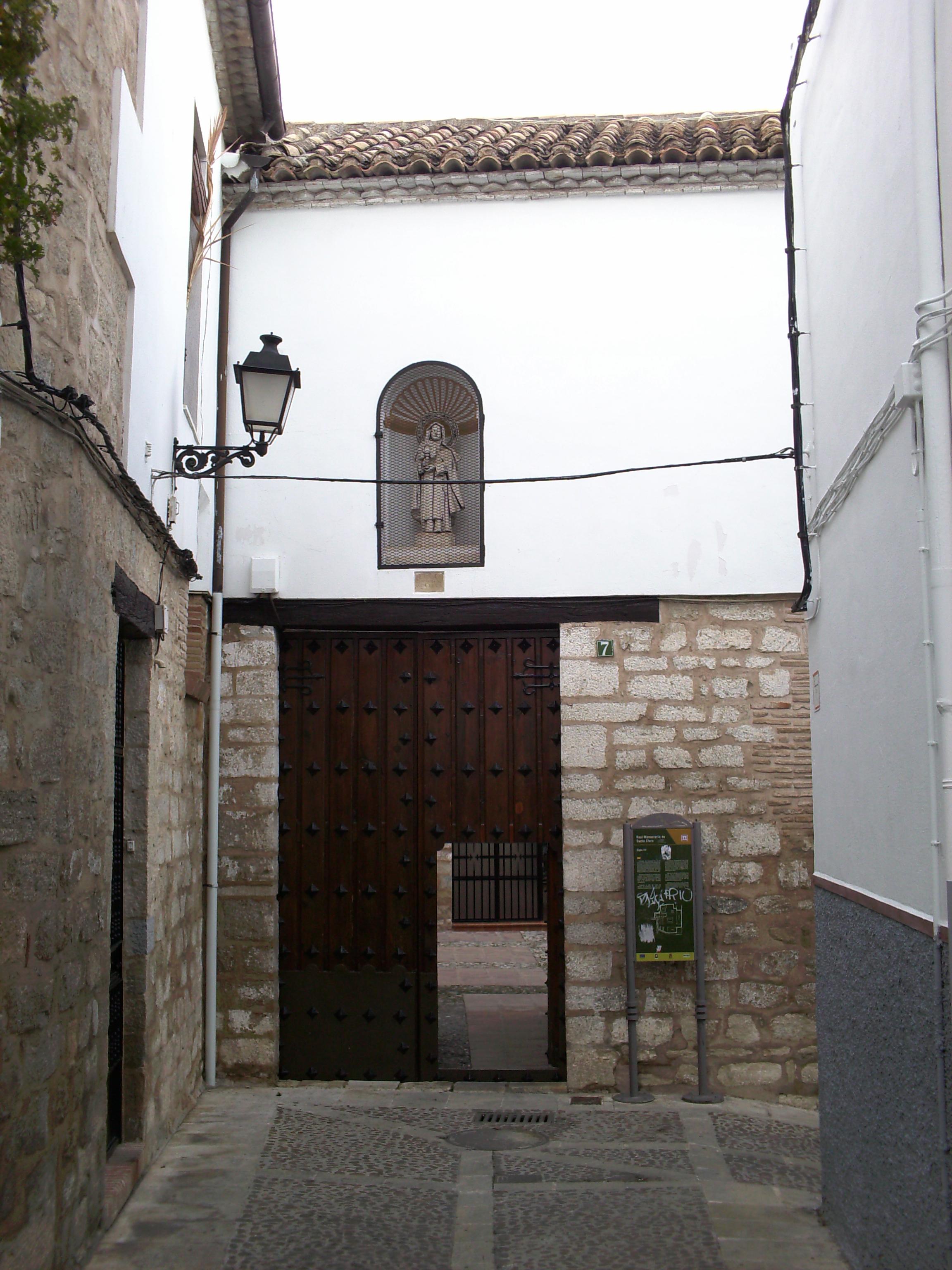 Real Monasterio de Santa Clara (Jaén) - Wikipedia, la enciclopedia ...