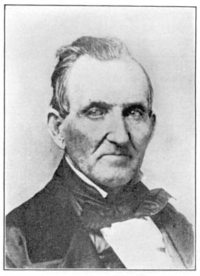 Lieutenant Governor James W. Robinson became governor after the council impeached Henry Smith. James W Robinson.jpg