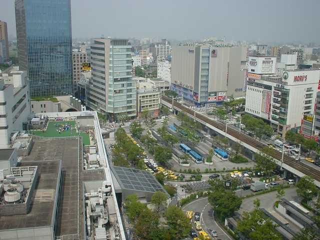 Kawasaki Station Shopping