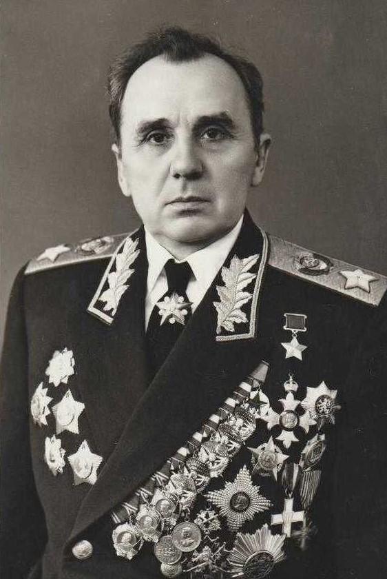 Kirill Moskalenko Soviet military commander