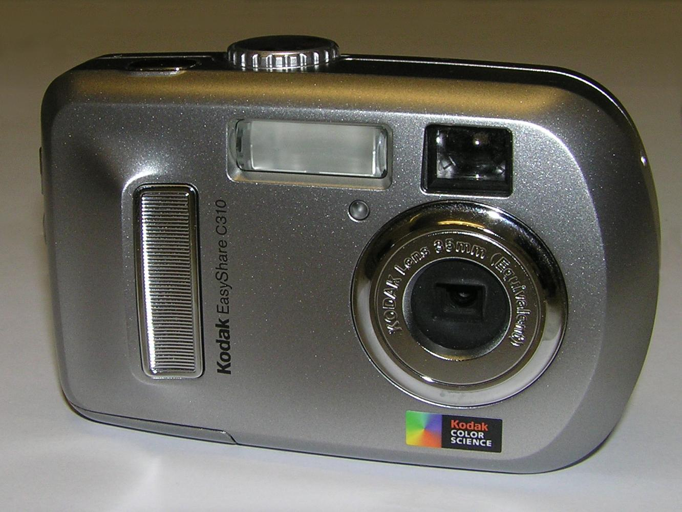 KODAK C310 CAMERA DRIVER FOR WINDOWS