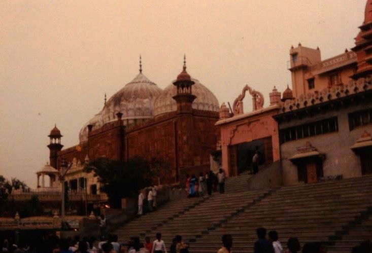 Image result for krishna janmabhumi shahi
