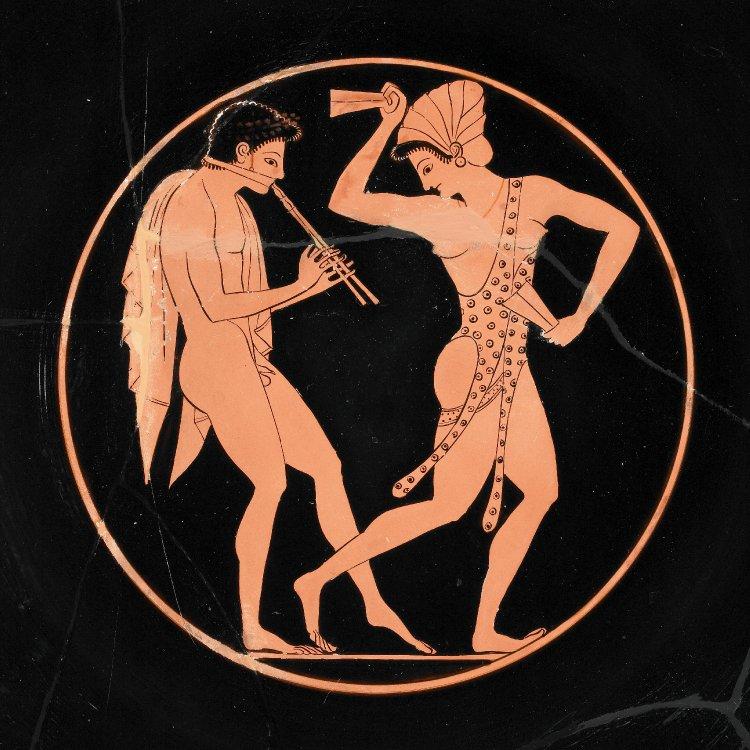 Древние сексуальные инструменты Очень