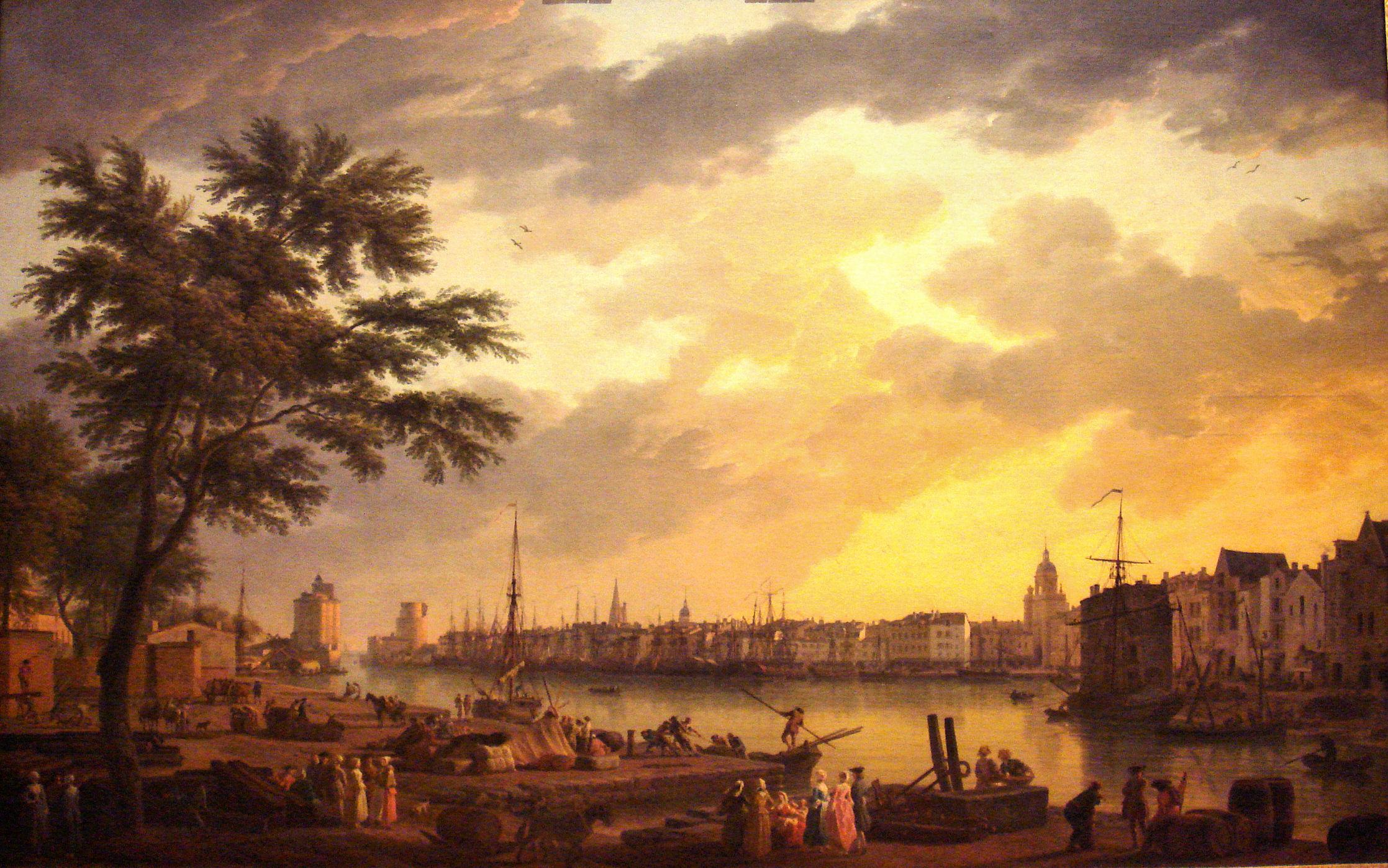 La traite négrière rochelaise au XVIIIème siècle