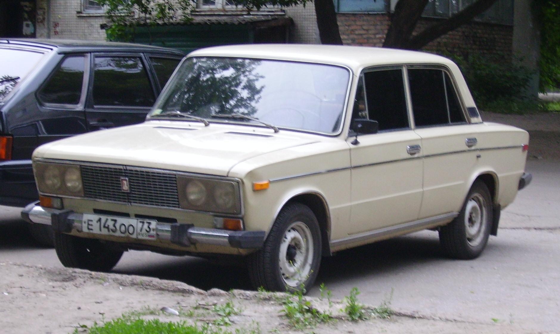 File Lada 2106 In Ulyanovsk 2c Jpg Wikimedia Commons