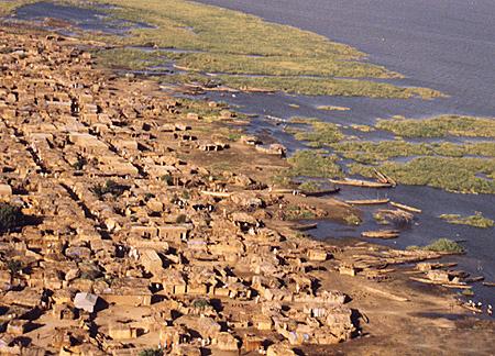 慢慢消失的乍得湖(Lake Chad) - wuwei1101 - 西花社