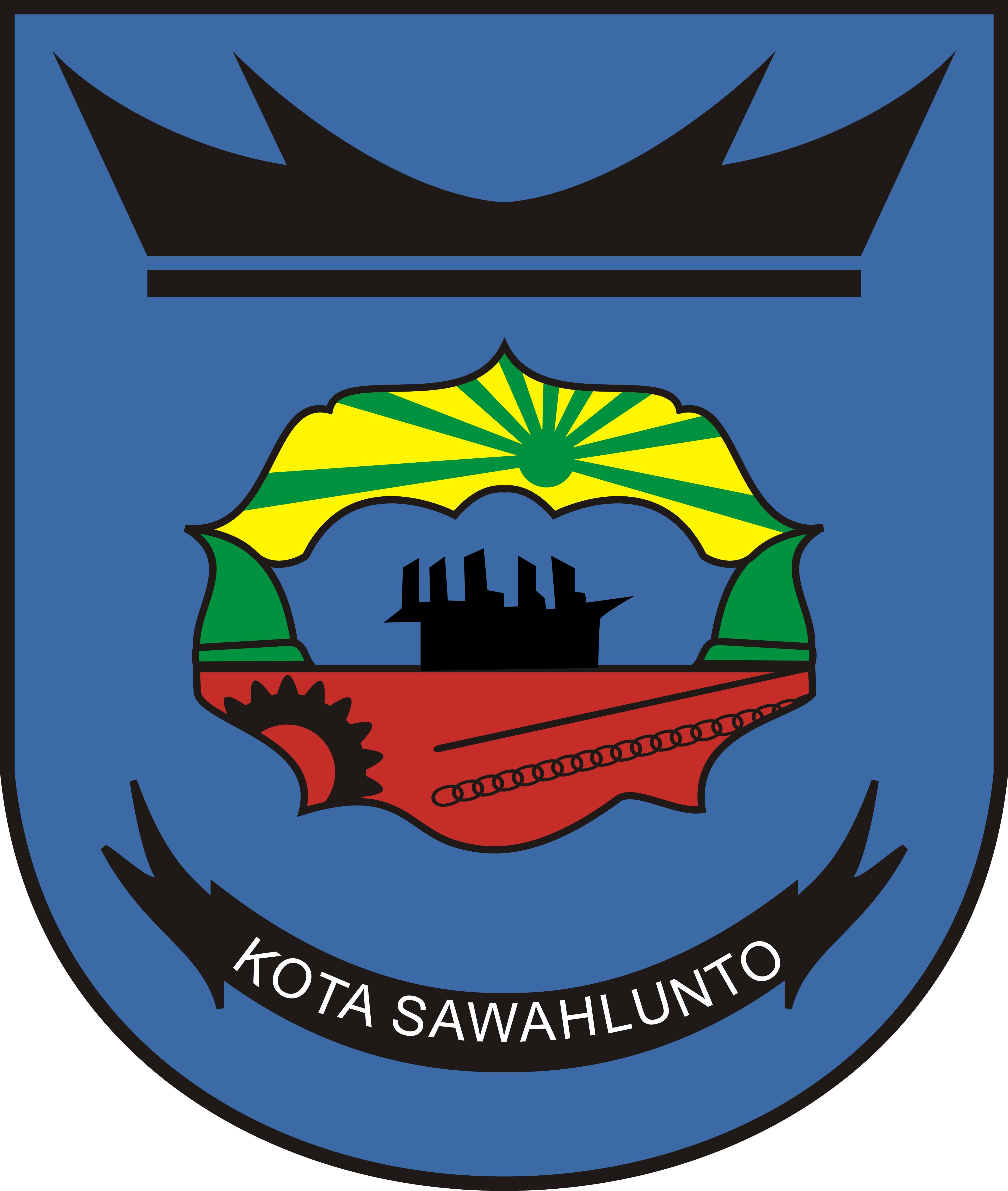 Berkas Lambang Kota Sawahlunto Jpg Wikipedia Bahasa Indonesia Ensiklopedia Bebas
