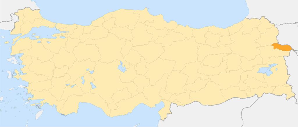 Locator map-Iğdır Province.png