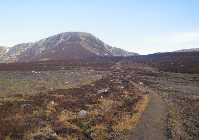 Loch Brandy Path - geograph.org.uk - 118163