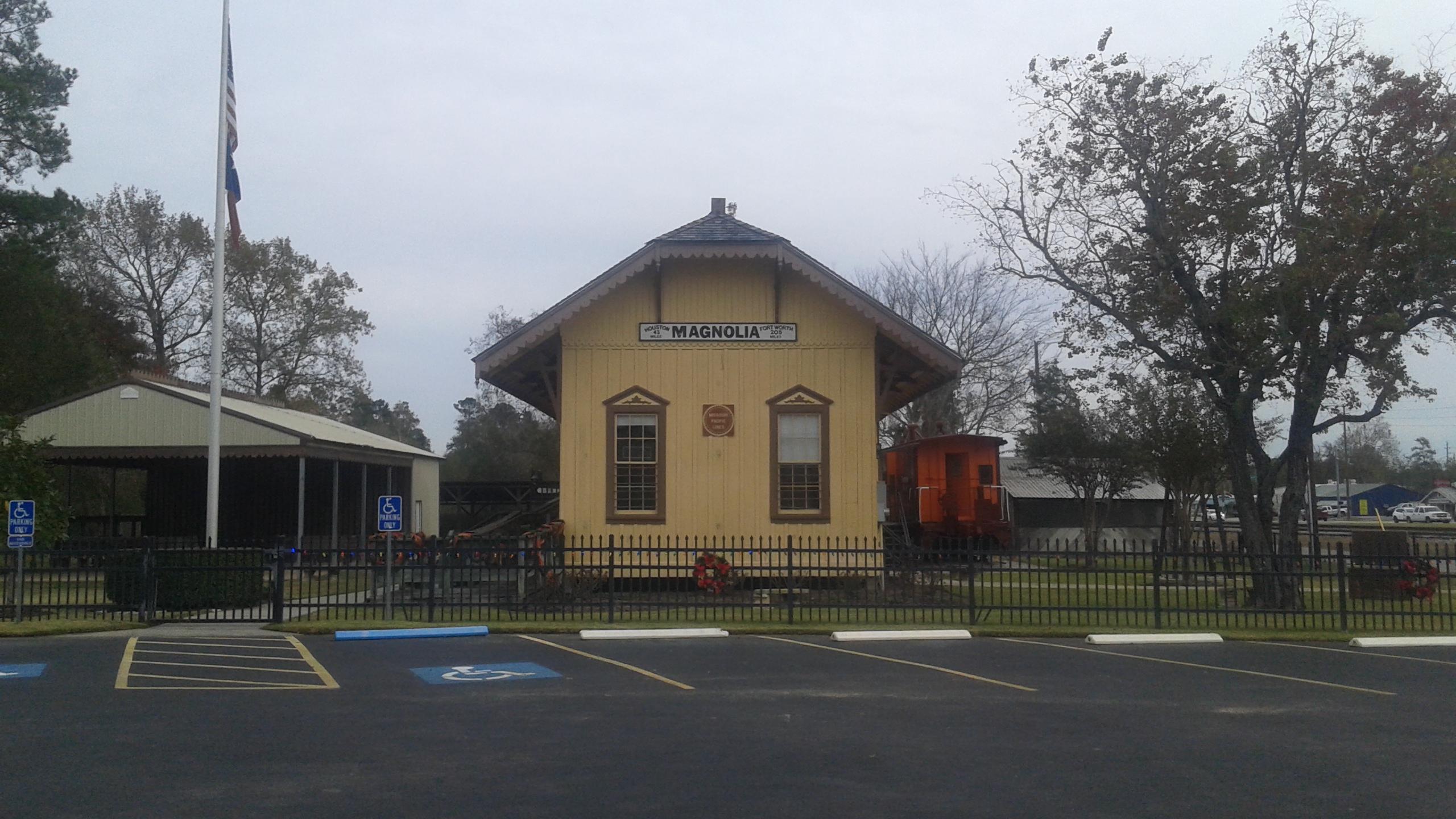 ماغنوليا (تكساس)